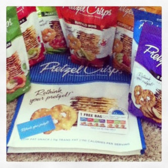 Photo of Pretzel Crisps® Crackers Variety Pack uploaded by Kelli B.