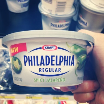 Philadelphia Cream Cheese uploaded by Carly V.