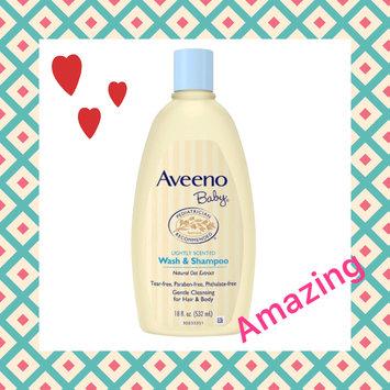 Photo of AVEENO® Baby Wash & Shampoo uploaded by Ashley N.