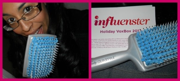 Goody® QuikStyle Paddle Brush uploaded by Yesenia S.