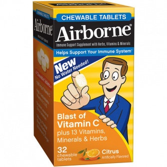 Photo of Airborne Effervescence Tablets uploaded by Karina D.