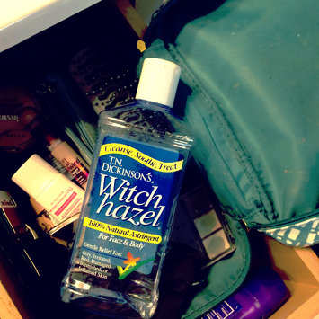 Photo of T.N. Dickinson's Witch Hazel Astringent uploaded by Heather T.