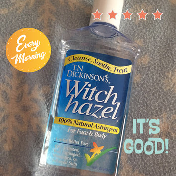 Photo of T.N. Dickinson's Witch Hazel Astringent uploaded by Wendy C.