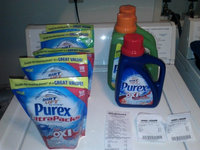 Purex UltraPacks Liquid Laundry Detergent uploaded by angela c.