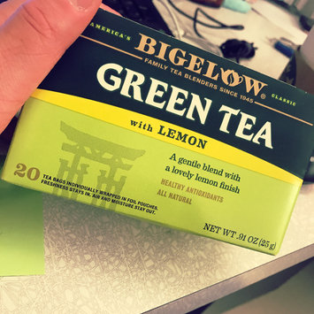 Photo of Bigelow Green Tea with Lemon uploaded by Fran N.