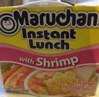 Maruchan Ramen Noodle Soup Shrimp Flavor uploaded by Belen V.