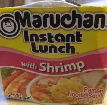 Maruchan Ramen Noodle Soup Shrimp Flavor uploaded by Belen V.