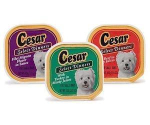 Cesar Gourmet Dinners  uploaded by Liz E.