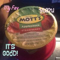 Mott's® Applesauce Strawberry uploaded by Shakori B.