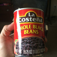 La Costena Whole Black Beans uploaded by Wil M.