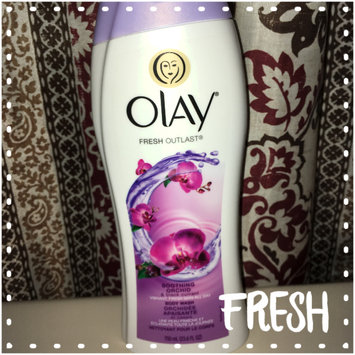 Photo of Olay Luscious Embrace Cleansing Body Wash uploaded by Breanne W.