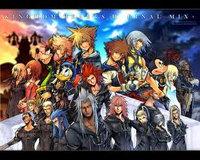 Kingdom Hearts II Video Game uploaded by Christina L.