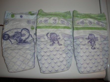 Luvs Diapers uploaded by Harley M.