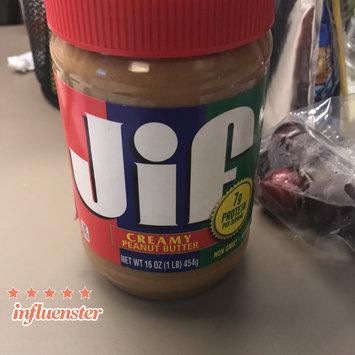 Jif Creamy Peanut Butter Spread uploaded by Toya A.