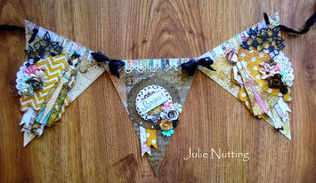 Photo of Prima Marketing Julie Nutting Mixed Media Banner Pad uploaded by Samantha S.