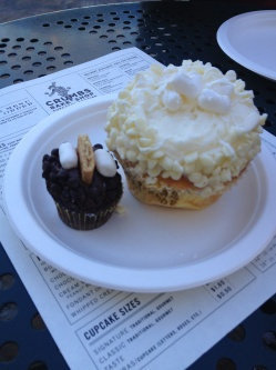 Photo of Crumbs Bake Shop uploaded by Allison C.