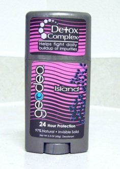 GEODEO Natural Deodorant with Detox Complex uploaded by Laura O.