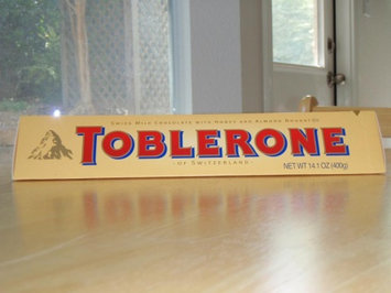 Toblerone Swiss Milk Chocolate uploaded by Nora F.