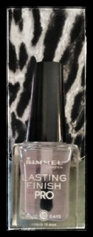 Rimmel Lasting Finish Pro Nail Enamel uploaded by Amber B.