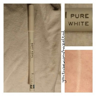 Photo of Rimmel Soft Kohl Kajal Eye Liner Pencil uploaded by Ashley S.