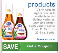 C&H Organic Agave Nectar  uploaded by Mia I.