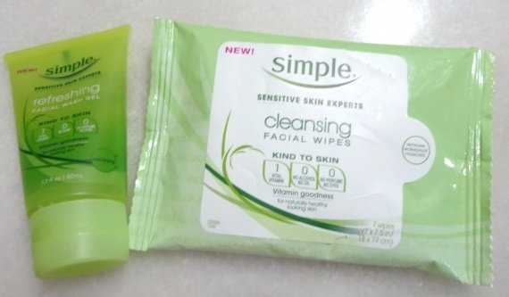 Simple Skincare  uploaded by Mia I.
