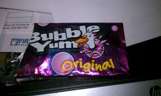 Wrigley's Hubba Bubba Cluckers Assorted Flavors Bubble Gum uploaded by Alicia H.