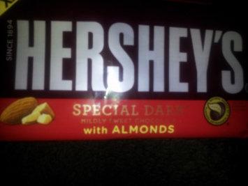 Hershey's  Milk Chocolate with Almonds uploaded by Aisha E.