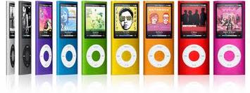 iPod Nano  uploaded by Mercy F.