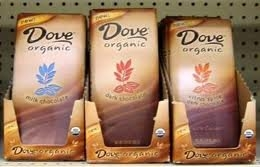 Dove Chocolate Bars uploaded by Jeffin C.