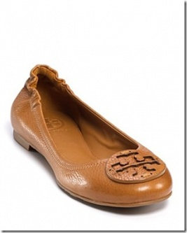 Photo of Tory Burch Flat Shoes uploaded by Jessica C.