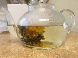 Photo of Tea Beyond Juliet Blooming Tea Set uploaded by Breezy P.