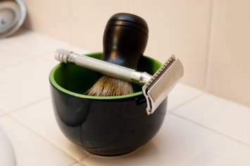 Photo of Merkur Long Handled Safety Razor uploaded by Mike T.