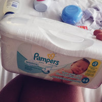 Pampers Sensitive Wipes uploaded by Aba J.