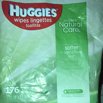 Huggies® Natural Baby Care Wipes uploaded by Beronica R.