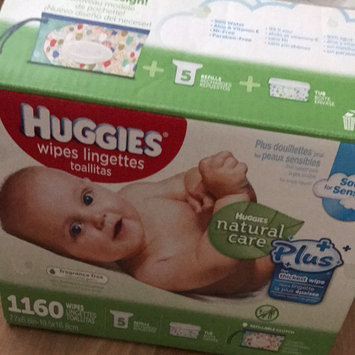 Huggies® Natural Baby Care Wipes uploaded by Liz R.