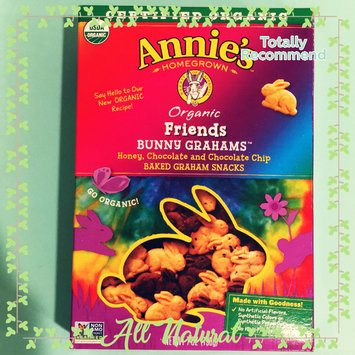 Photo of Annie's® Organic Bunny Graham Friends uploaded by Samantha S.