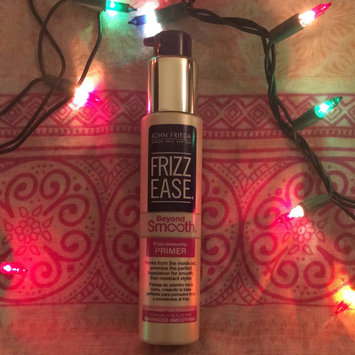 John Frieda® Frizz Ease® Beyond Smooth™ Frizz-Immunity Primer uploaded by Samantha S.