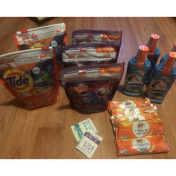 Photo of Tide PODS® Plus Febreze™ Laundry Detergent uploaded by Milagros G.