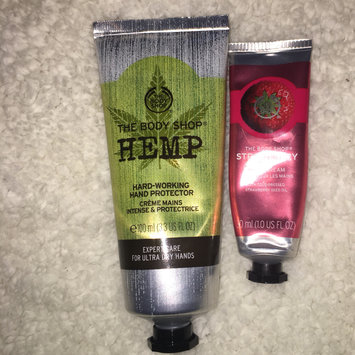 Photo of THE BODY SHOP® Hemp Hand Protector uploaded by Abbi M.