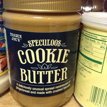 Photo of Trader Joe's Speculoos Cookie Butter uploaded by Mookie M.