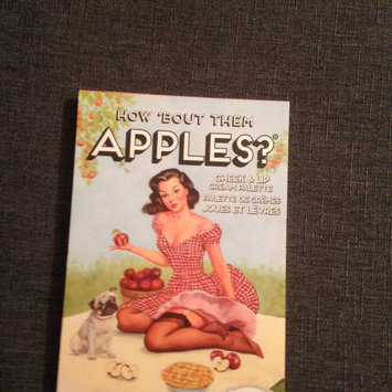 Photo of Thebalm the Balm How Bout Them Apples Cheek & Lip Cream Palette uploaded by Mallorie J.