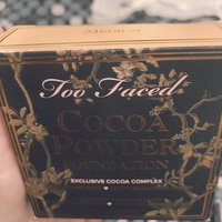 Too Faced Cocoa Powder Foundation uploaded by Mαɾια J.