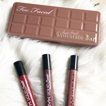 Photo of Too Faced Semi Sweet Chocolate Bar Eyeshadow uploaded by Soukaina E.