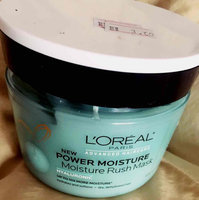 L'Oréal Paris Advanced Haircare Power Moisture Moisture Rush Mask uploaded by Suzette A.