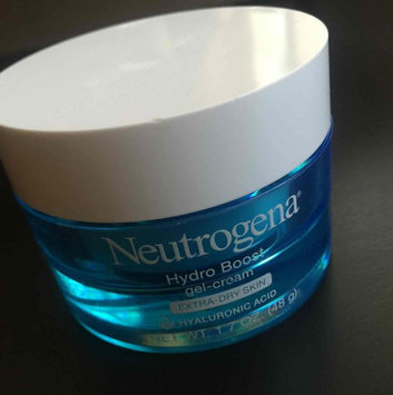 Neutrogena Hydro Boost Gel-Cream Extra-Dry Skin uploaded by Jeanette R.