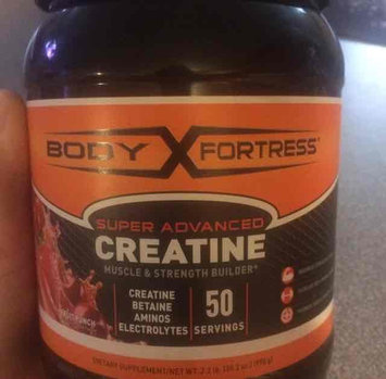 Body Fortress Super Advanced Creatine, Fruit Punch, 2.2 lb uploaded by Maritza R.