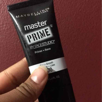Maybelline Master Prime by Face Studio Blur + Smooth uploaded by Deosha A.