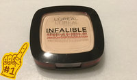 L'Oréal Paris Infallible Pro-Matte Powder Foundation uploaded by Veronica R.