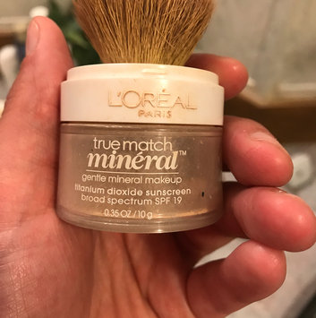 Photo of L'Oréal Paris True Match™ Mineral Foundation uploaded by Katelyn L.